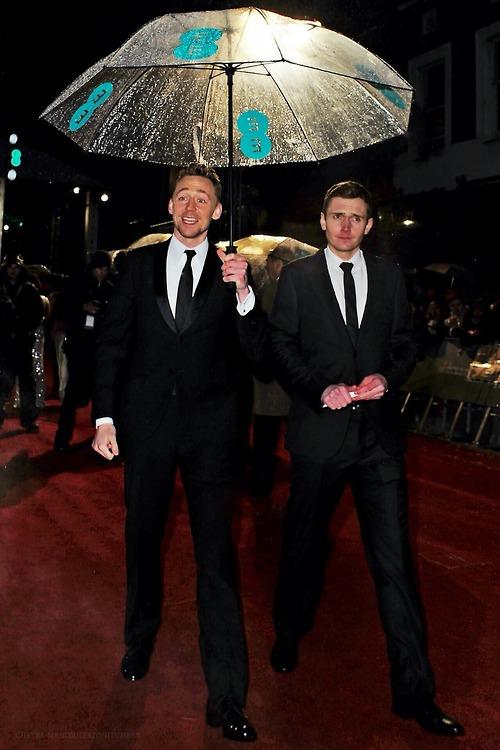 Herc's Mercs, Tom Hiddleston, and The Walking Dead (4/6)
